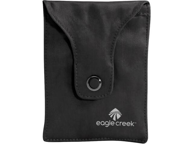 Eagle Creek Silk Undercover Tasca nascosta per reggiseno Donna, nero